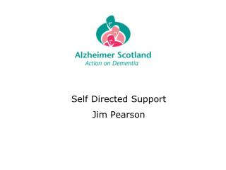 Self Directed Support Jim Pearson