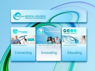 IMH comprises of three subsidiary companies:  Intermedical  Technologies  (IMT)
