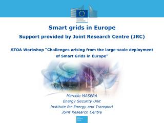 Smart grids in Europe