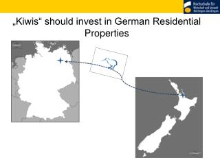 """Kiwis"" should invest in German Residential Properties"