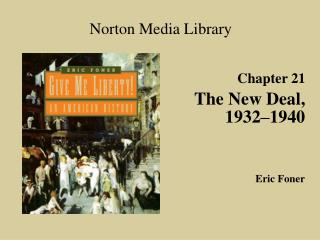 The New Deal, 1932 1940