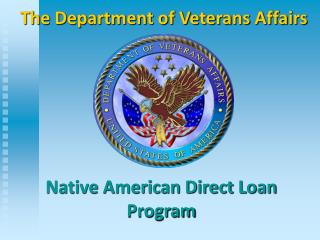 Native American Direct Loan  Program