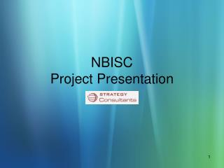 NBISC Project Presentation