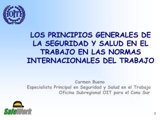 Normas Internacionales del Trabajo (NIT)