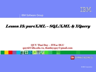 XSLT Functions