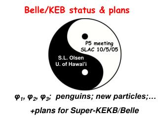 Belle/KEB status & plans