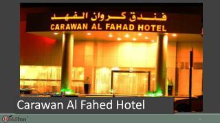 Carawan Al Fahad Hotel - Hotels in Riyadh