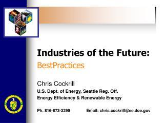 Industries of the Future: BestPractices