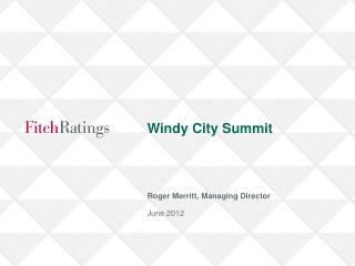 Windy City Summit