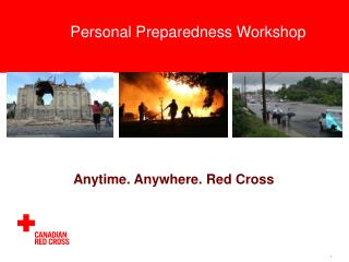Personal Preparedness Workshop