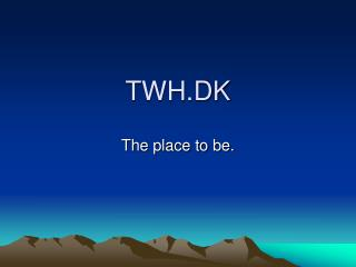 TWH.DK