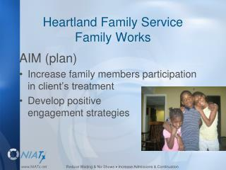 Heartland Family Service Family Works