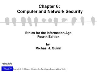 Chapter 6:  Computer and Network Security