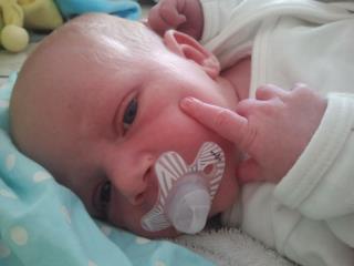 Als er een baby geboren wordt is het feest!