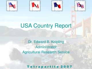 USA Country Report