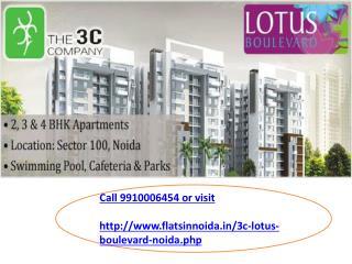 3c lotus boulevard resale 9910006454