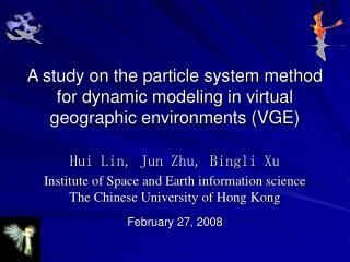 Hui Lin, Jun Zhu, Bingli Xu