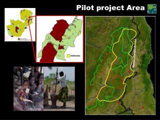 Pilot project Area