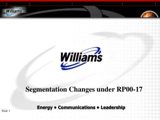 Energy • Communications • Leadership