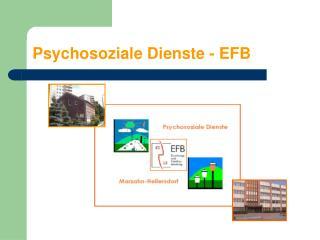 Psychosoziale Dienste - EFB