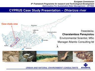 CYPRUS Case Study Presentation –  Dhiarizos river