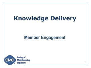 Knowledge Delivery
