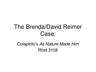 The Brenda