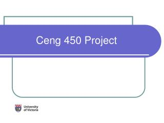Ceng 450 Project