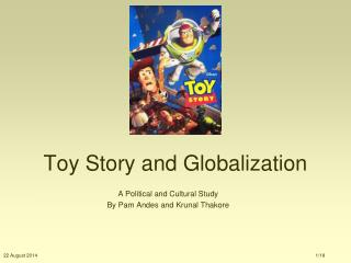 Toy Story and Globalization