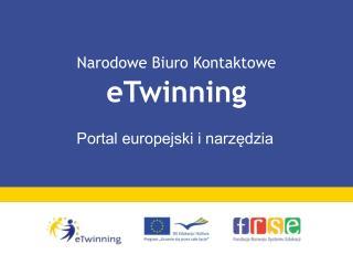 Portal europejski i narzędzia