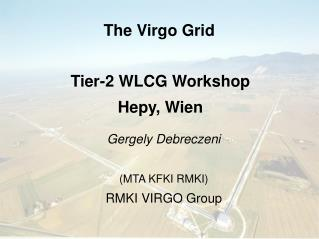 The Virgo Grid