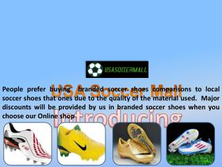 USA Soccer Mall Provide Latest Cheap Soccer Shoes