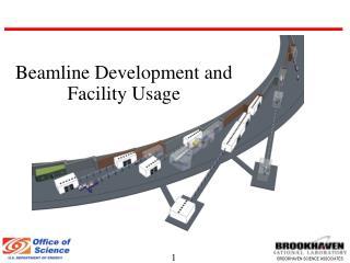 Beamline Development and Facility Usage