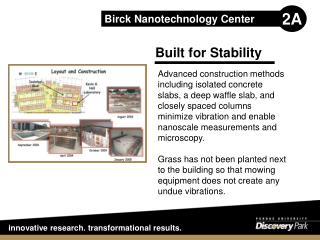Birck Nanotechnology Center