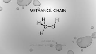 Methanol Chain