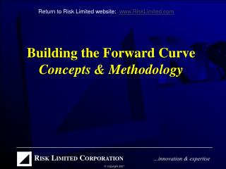 Building the Forward Curve  Concepts  Methodology