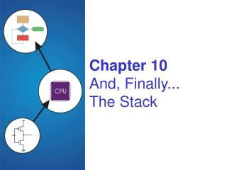 Chapter 10 And, Finally... The Stack