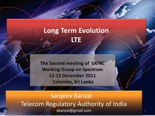 Long Term Evolution LTE