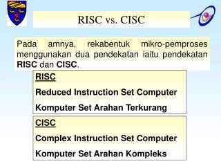 Risc vs cisc Research paper Example