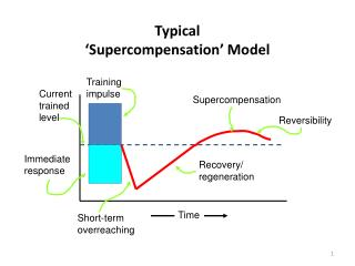 Typical 'Supercompensation' Model