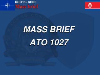 MASS BRIEF ATO 1027