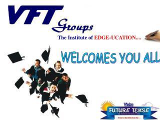 The Institute of  EDGE-UCATION....