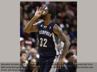Grizzlies rout Heat, snap home win streak