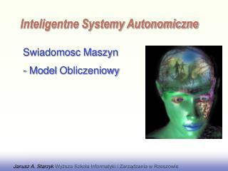 Swiadomosc Maszyn - Model  Obliczeniowy