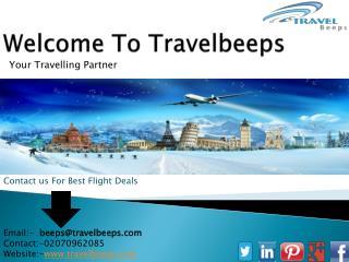 cheap flights to Bangkok-travelbeeps