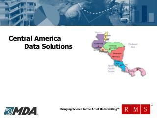 Central America   	Data Solutions