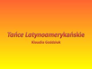Klaudia Goździuk