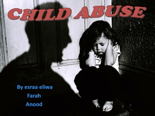 Children with Injuries: Accident or Child Abuse