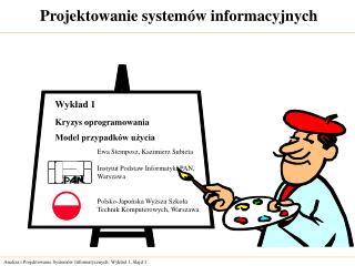 Projektowanie systemów informacyjnych