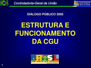 DIÁLOGO PÚBLICO 2005
